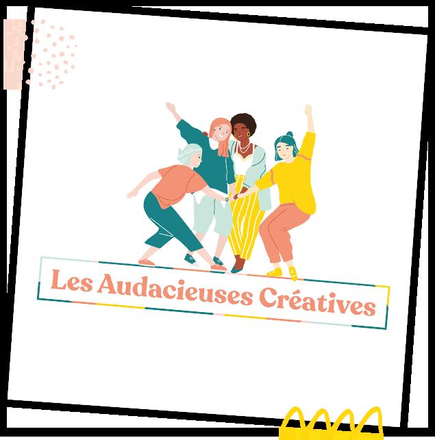 Audacieuses Creatives Graphic