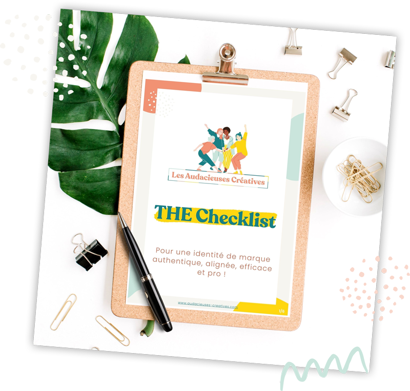 Freebie Checklist Identite Visuelle